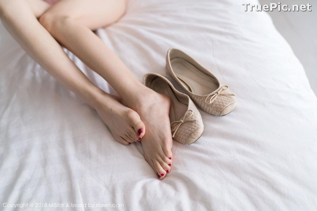 Image MiStar Vol.238 - Chinese Model - Xiao Reba (Angela小热巴) - Sleep Dress and Monokini - TruePic.net - Picture-15