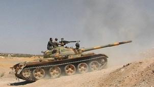 الجيش السوري يستأنف عملياته في منطقة خفض التصعيد في إدلب