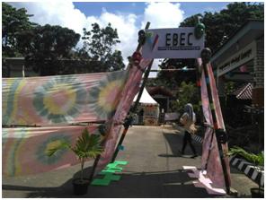 UKM-F EBEC FEB Unila Beri Ruang Untuk  Pengusaha Pemula