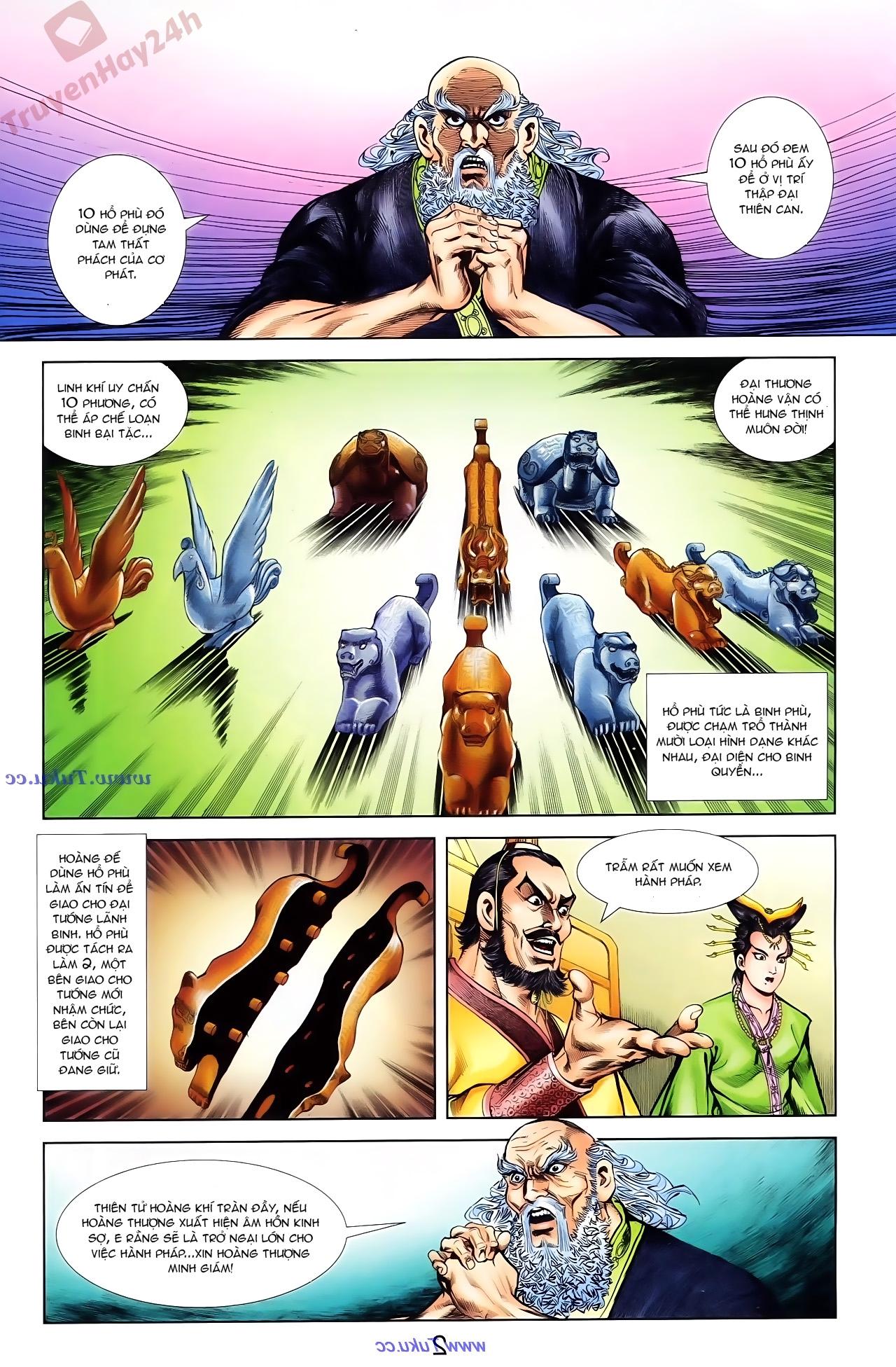 Cơ Phát Khai Chu Bản chapter 78 trang 25