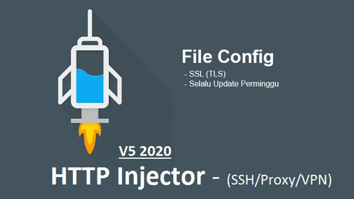Update Config HTTP Injector Terbaru