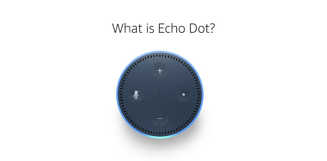 Echo Dot - Voice Control Your Music