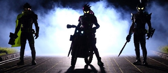 Baixe Kamen Rider Ex-Aid, A Série Atual No Japão