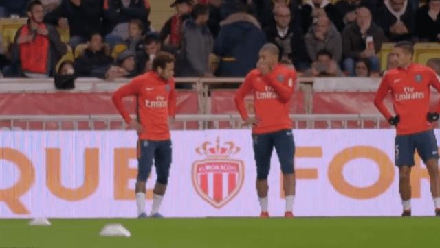 L'échange énorme entre Neymar et Mbappé avant Monaco-PSG