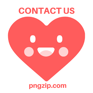 contact us valentine day png zip
