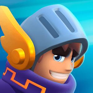 Nonstop Knight 2 v1.4.5 Hasar Hileli APK Mod indir