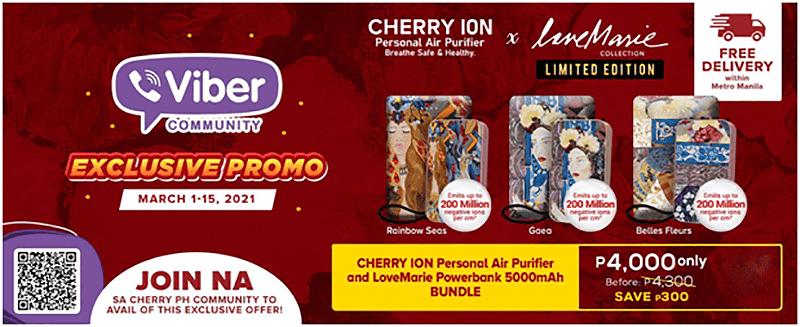 Cherry Love Marie deals