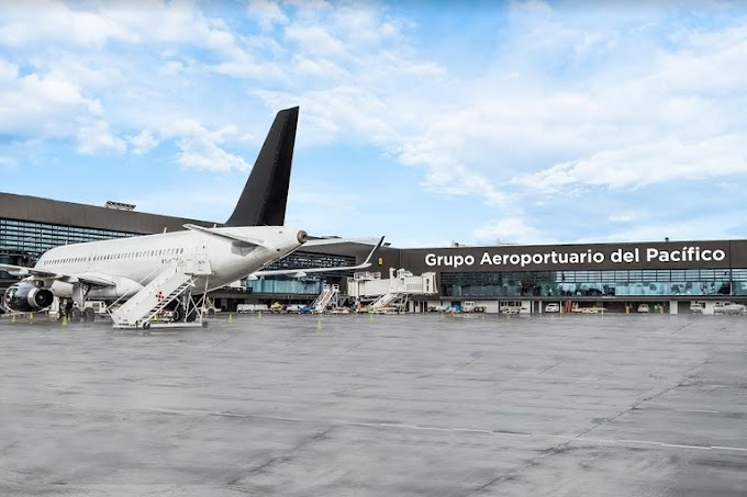 Mexico's Pacific airports with laboratories