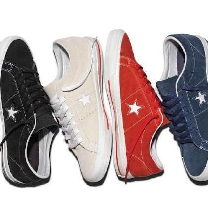 Converse One Star renovadas