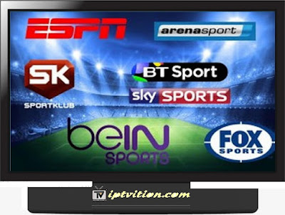 IPTV Sport m3u Channels list update