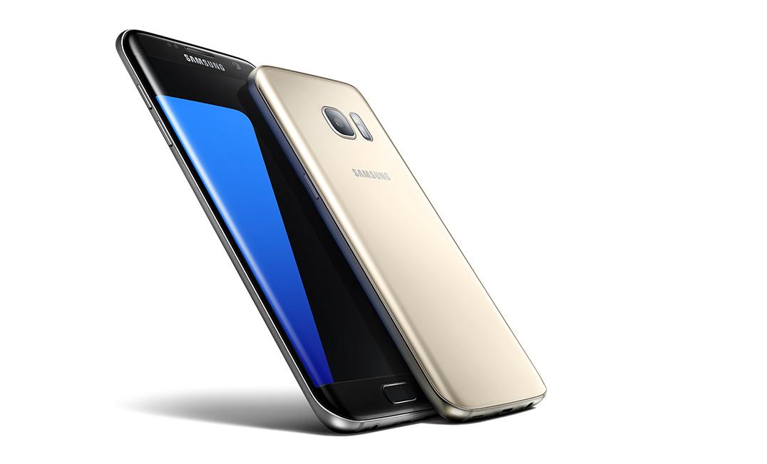 Samsung Galaxy S7 S7 Edge smartphone