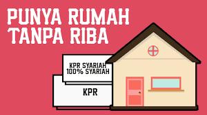 kpr kredit rumah syariah tanpa riba di brebes tegal slawi pemalang
