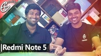 Redmi Note 5 Discussion w/ Tamil Tech