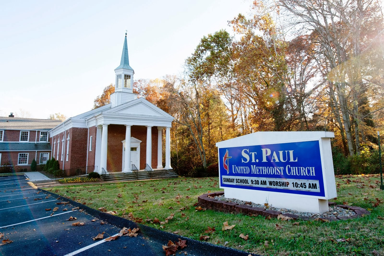 St. Paul UMC- Fountain City