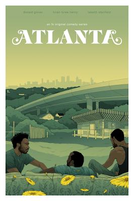 Atlanta Charity Print by Ryan Burns x Bottleneck Gallery