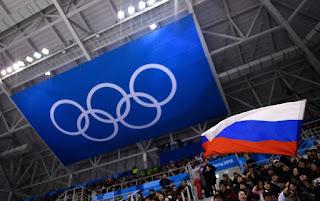 JUEGOS OLÍMPICOS - Rusia no participará ni en Tokyo 2020 ni en Pekín 2022, al ser sancionada para 4 años