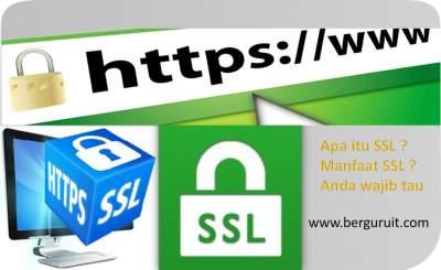Kenapa harus menggunakan sertifikat SSL