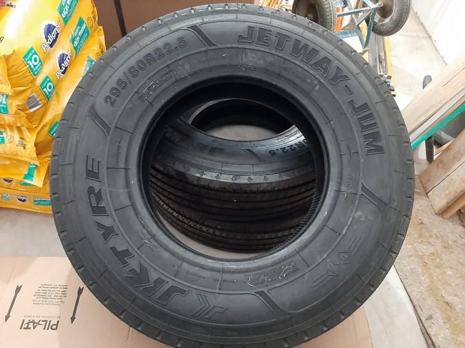 AB Rodofort importa pneus da Índia para suprir falta no mercado brasileiro