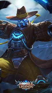 Yi Sun Shin Roguish Ranger Heroes Marksman of Skins V2