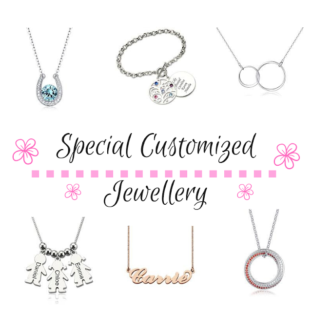 Special Customized Jewellery for everyone
