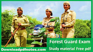 Delhi forest guard