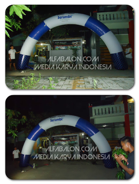 Balon Gate Serambi Aceh