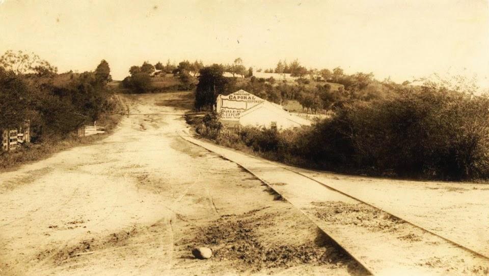 Avenida Oscar Pereira, em Porto Alegre (1890)