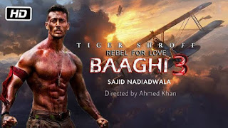 Baaghi 3 full hd movie : Filmyhit, rdxhd, filmyzilla, tamilrockers, filmywap