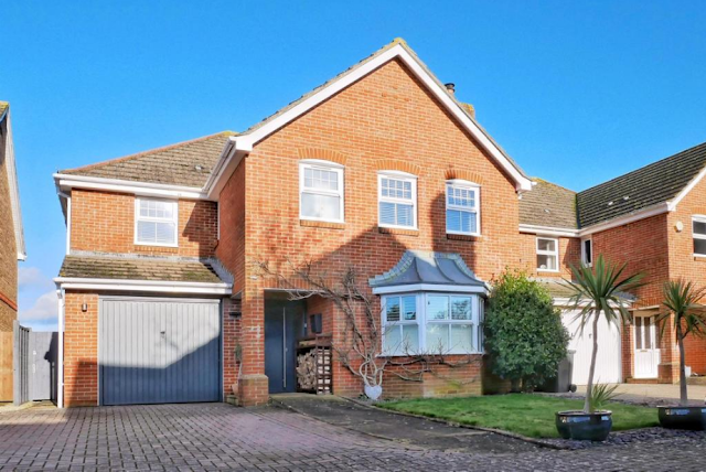 5 bed house, Lime Avenue, Westergate