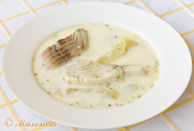 Молочно-рыбный суп от Вильяма Похлебкина. Эстонская кухня