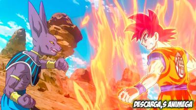 Dragon Ball Z - La Batalla de los Dioses 1/1 Audio: Latino Servidor: Mediafire/Mega