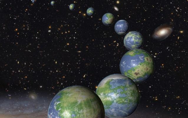 Έρευνα: Γιατί ο γαλαξίας ίσως είναι γεμάτος πλανήτες με ωκεανούς και ηπείρους σαν τη Γη