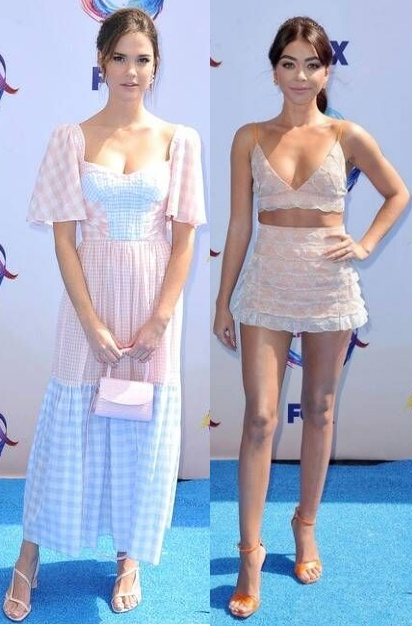 Maia Mitchell, Sarah Hyland, Teen Choice Awards 2019