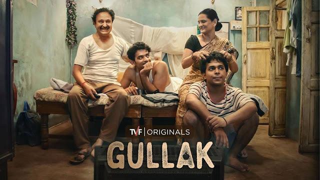 Hindi family drama web series Gullak