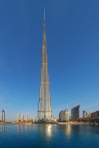 Burj Khalifa Dubai Tallest Man Made Structure In The World Trawel India Mails