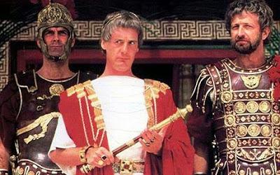 Pilate a la Palin