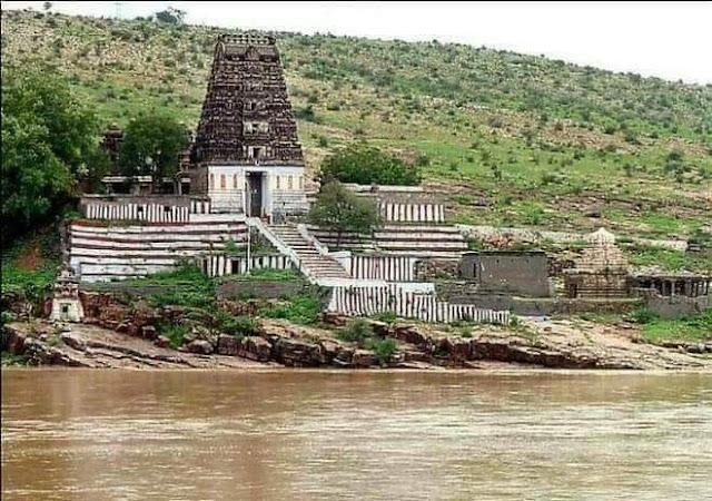 About Pushpa Giri Peetham In Kadapa Andhra Pradesh -ఐదు నదులు కలిసే ప్రాంతం ......  శివకేశవులు ఒకేచోట కొలువైన ప్రాంతం .....  అంధ్రప్రదేశ్ ,తెలంగాణలోని ఏకైక శంకరాచార్య మఠం ..  దక్షిణ కాశిగా ప్రసిద్ధి చెందిన ప్రాంతం ......అదే ..... అదే పుష్పగిరి మహా క్షేత్రం