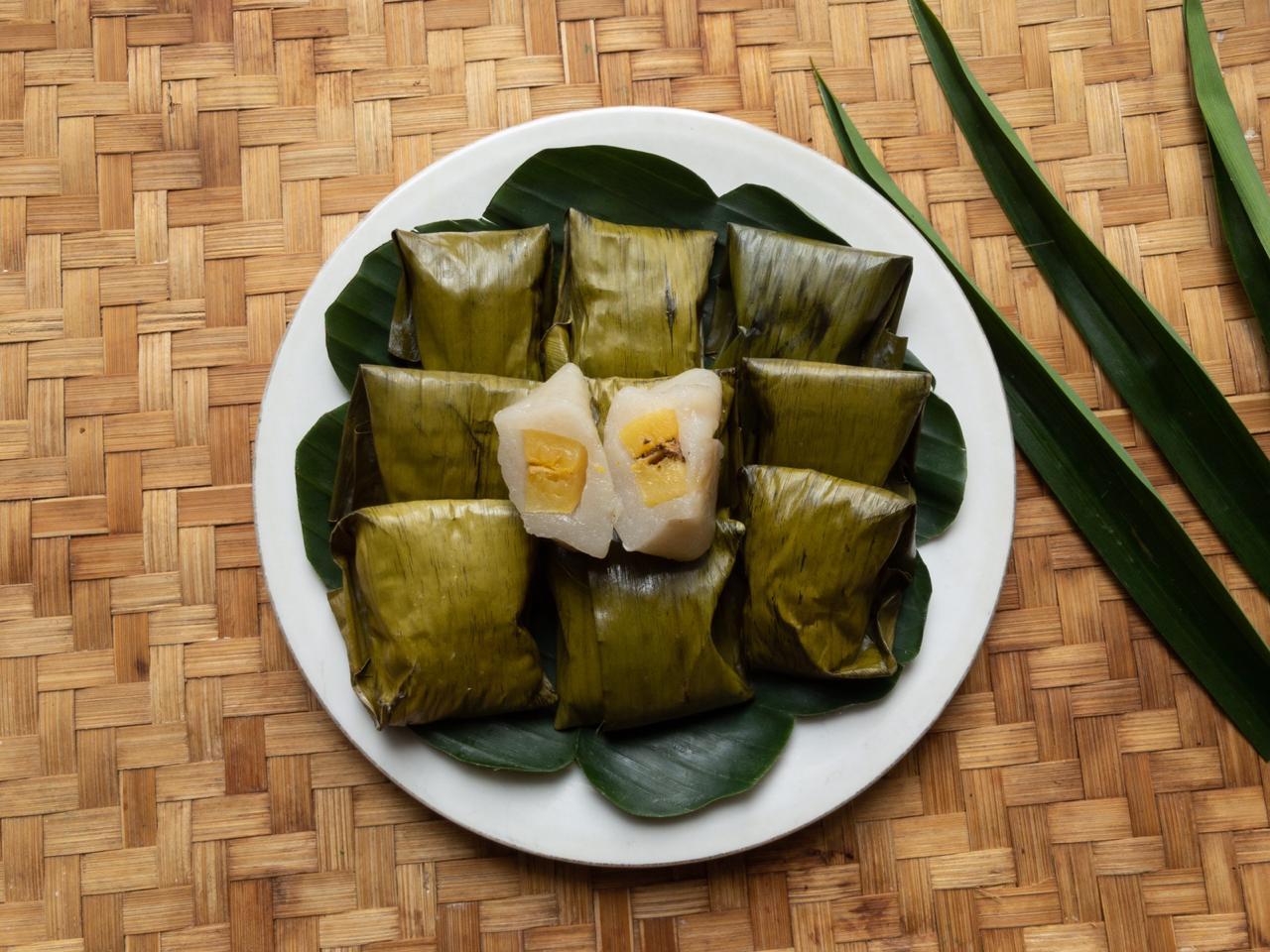 Resep Jajanan Pasar Nagasari Nagosari Gembleng Kuymasak