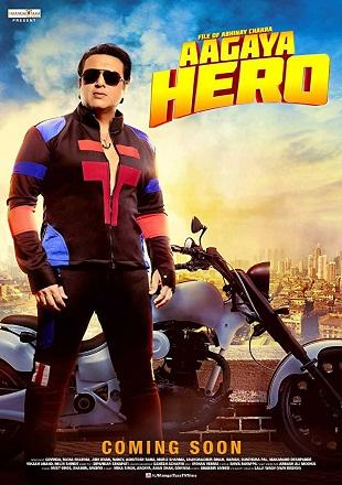 Aa Gaya Hero 2017 Full Hindi Movie Download Pre DVDRip 480p 300Mb