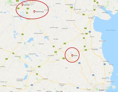 Belturbet, Bellanacragy, Navan