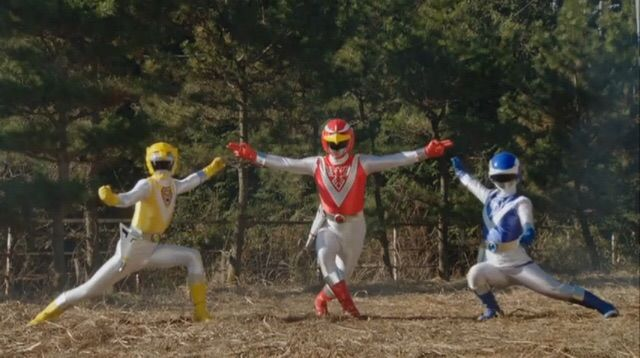 My Top 10 Super Sentai Series - JEFusion