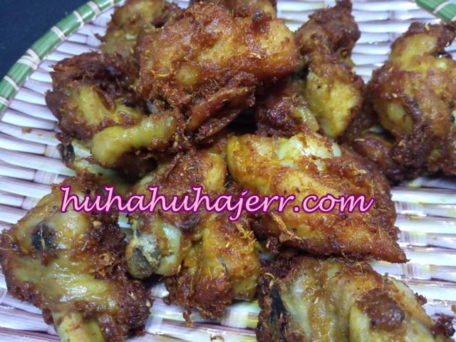 Resepi Ayam Goreng Berempah Cara Aku Yang Sedap dan Simple Banget!