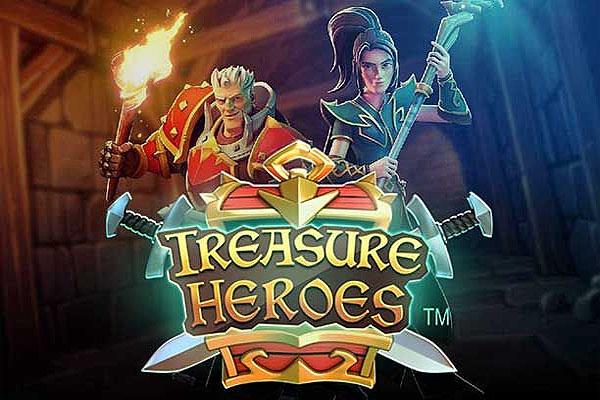 Main Gratis Slot Demo Treasure Heroes (Microgaming)