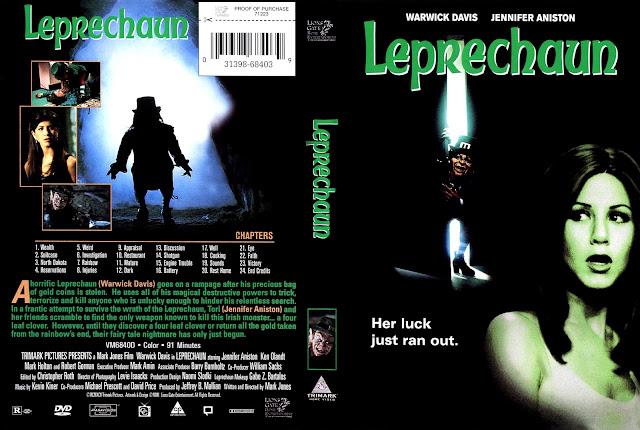Leprechaun DVD