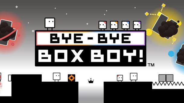 Bye Bye BoxBoy! 3DS CIA Download