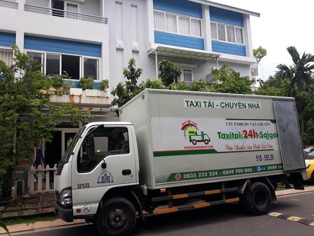 Taxi Tải 24H - Dịch vụ chuyển nhà trọn gói TpHCM chuyên nghiệp giá rẻ