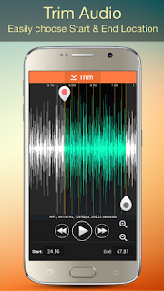 Audio MP3 Cutter Mix Converter,