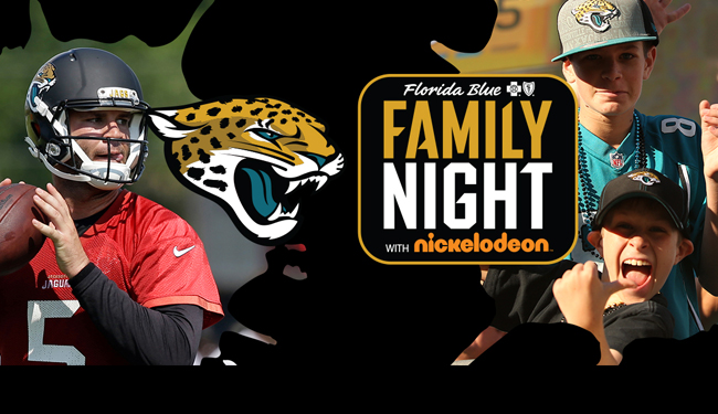 nickalive jacksonville jaguars and nickelodeon team up for landmark. Cars Review. Best American Auto & Cars Review