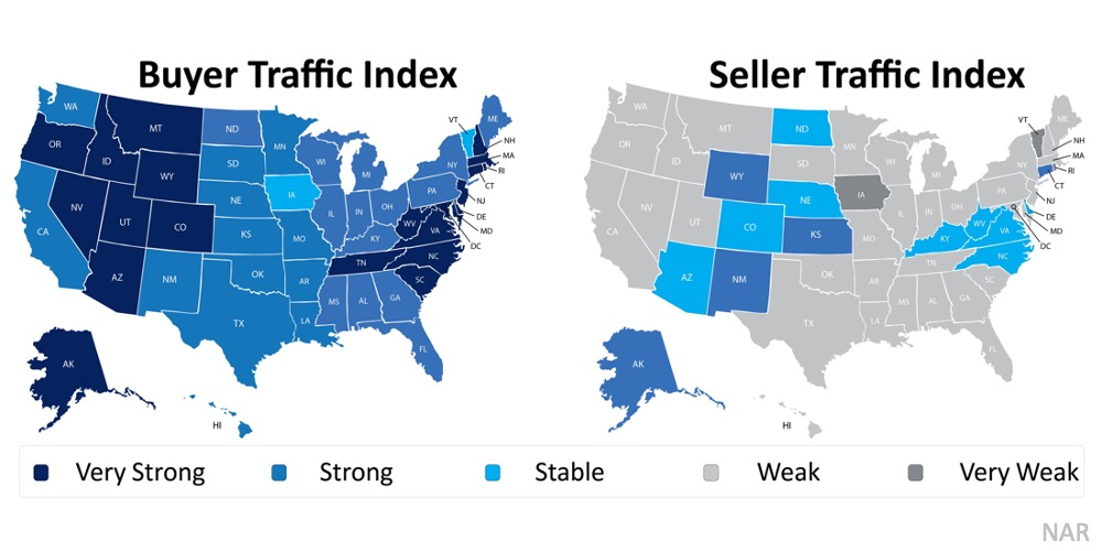 Buyer Demand Across the Country is Strong