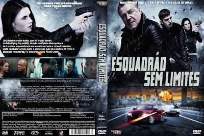 Esquadrão Sem Limites (The Sweeney) Torrent - Dual Áudio (2013)